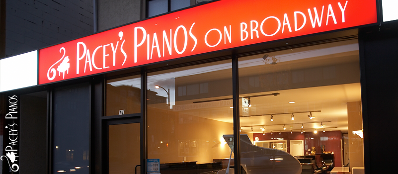 Piano Store Vancouver