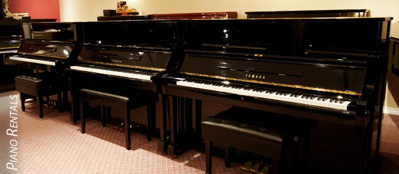 Piano Rentals Vancouver