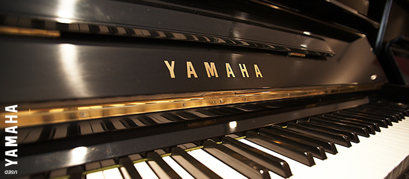 Used Yamaha Pianos