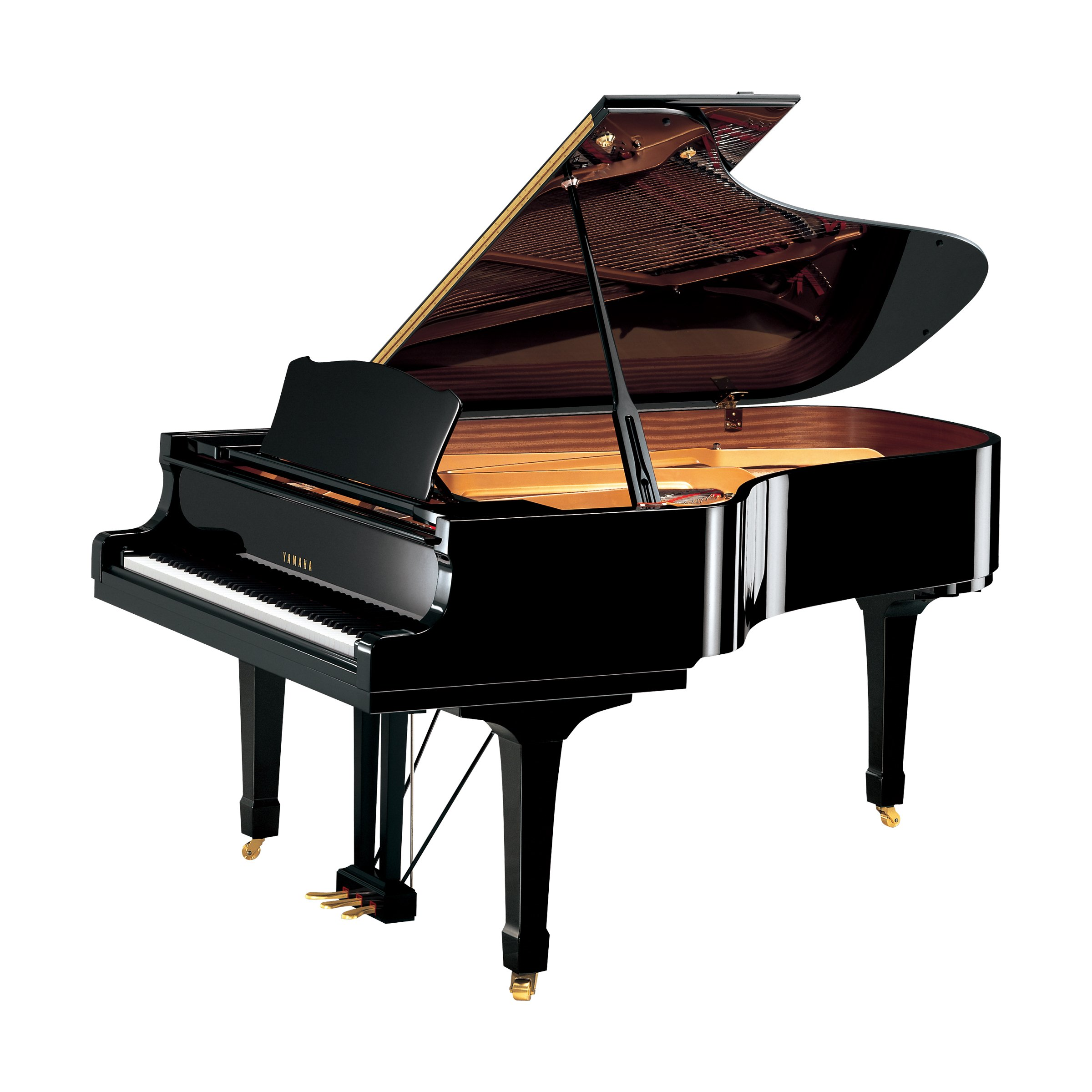 C series grand pacey 39 s pianos for How big is a grand piano