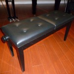 Dual Adjustable Piano Bench