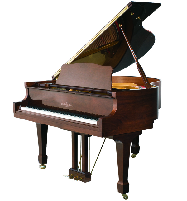 Wg54 pacey 39 s pianos for How big is a baby grand piano