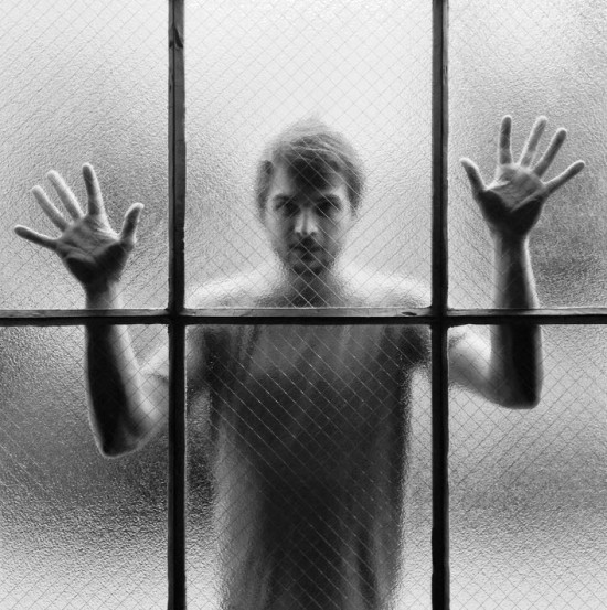 Nils Frahm, photo by Michal O'Neal